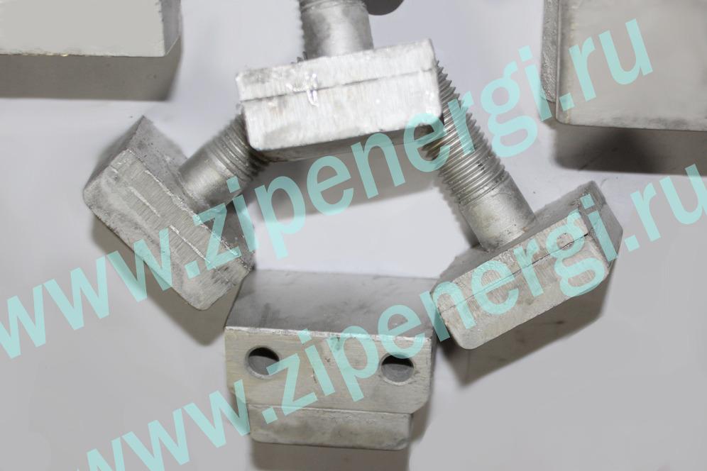 Дугогасительные контакты устройств РПН серий РНТ-17, РНТ-18, РНТ-20, РНТ-23, РНТ-24 подвижные и неподвижные