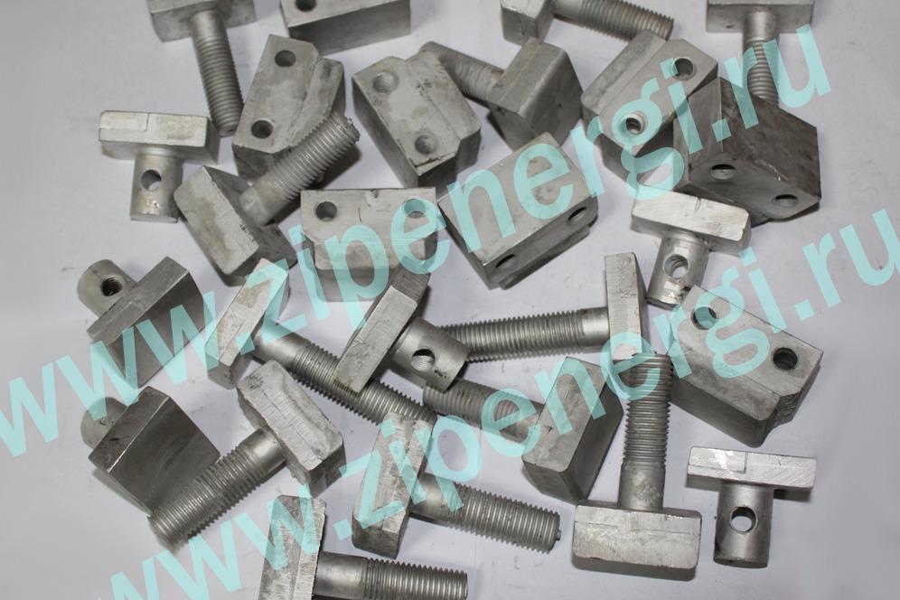 Дугогасительные контакты устройств РПН серий РНТ-17, РНТ-18, РНТ-20, РНТ-23, РНТ-24, РНТ-13, РНТ-21 подвижные и неподвижные