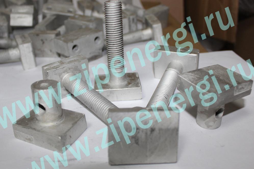 Дугогасительные контакты устройств РПН серий РНТ-13, РНТ-21 подвижные и неподвижные