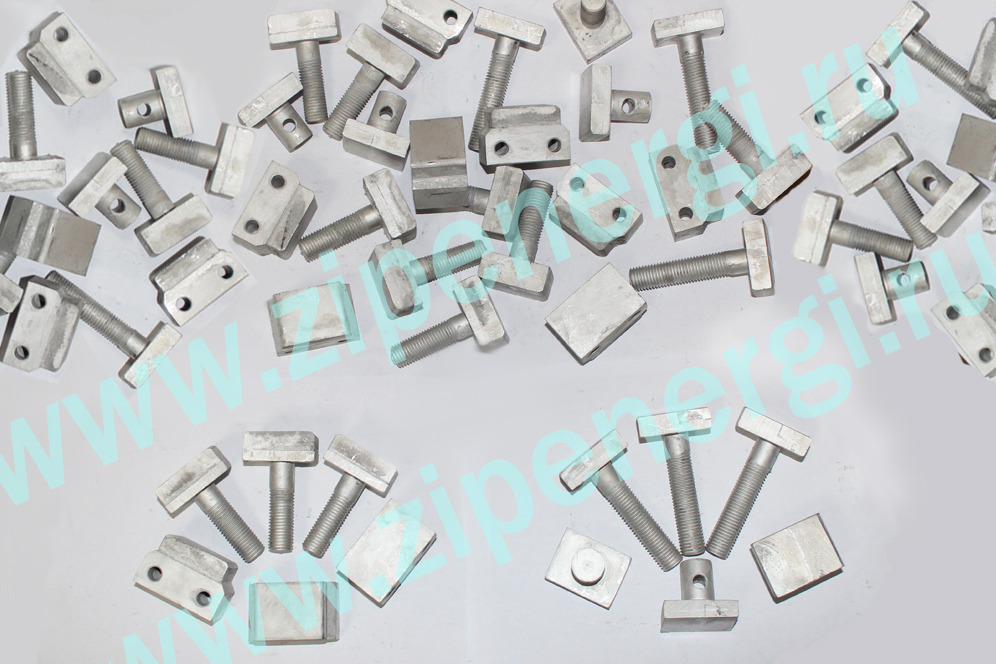 Дугогасительные контакты для  устройств РПН серий РНТ-17, РНТ-18, РНТ-20, РНТ-23, РНТ-24, РНТ-13, РНТ-21 подвижные и неподвижные