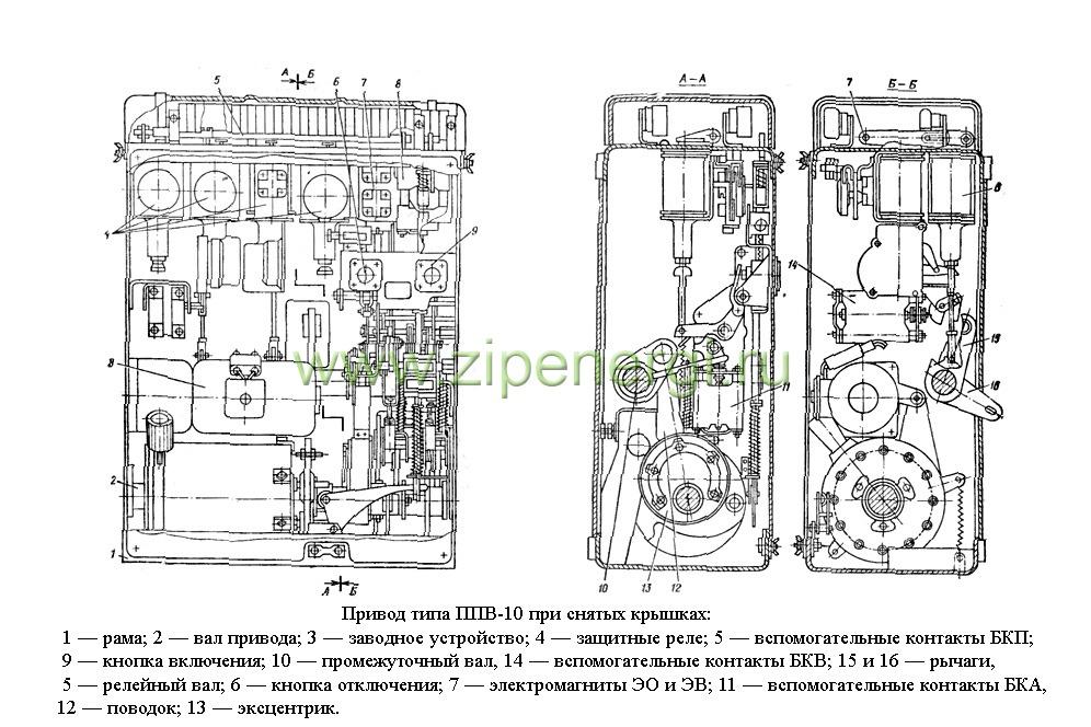 ППВ-10 без крышки